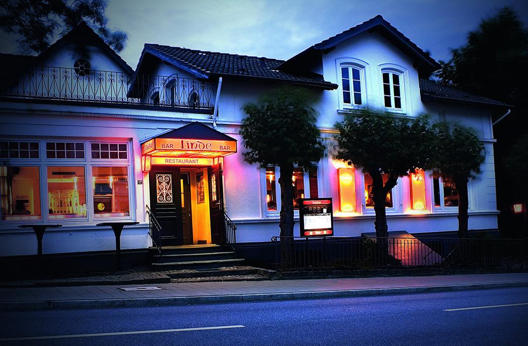 Restaurant und Bar Linde in Blankenese